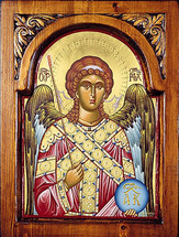 Icon of the Archangel Michael - (1MI13)