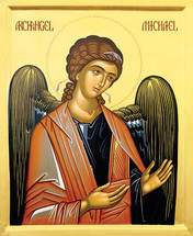 Icon of the Archangel Michael - 20th c. - (1MI16)