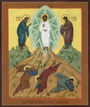Icon of the Transfiguration - (11D00)