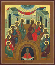 Icon of Pentecost - (11O14)