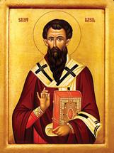 St. Basil the Great - 20th c. - (1BA10)