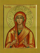 Icon of St. Daria - 20th c. - (1DA30)