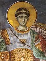 St. Demetrios - 14th c. Panselinos - (1DE10)