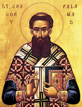 Icon of St. Gregory Palamas - 20th c. - (1GP11)