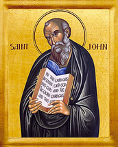 Apostle John the Theologian - English - (1JT14)