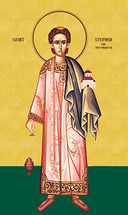 Icon of St. Stephen First Martyr - 20th c. - (1ST11)