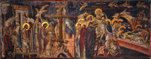 Icon of the The Divine Passion of Christ -Vatopedi Monastery - (11P01)