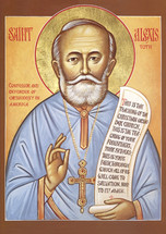 Icon of St. Alexis Toth - (1AL39)