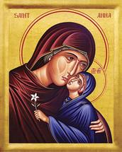 St. Anna - 20th c. - (1AN43)