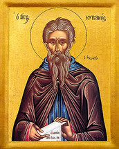 Icon of St. Kyriakos - 20th c. - (1KY20)