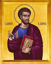 Apostle and Evangelist Luke - English - (1LU32)