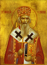Icon of St. Nikolai Velimirovich - (SNI12)