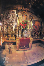 Icon of the Holy Sepulcher - (GHS10)