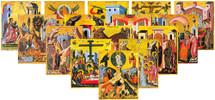 Dionysiou Monastery Icon Series - (MDM10)