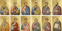 Twelve Apostles Icon Series - (MFE11)