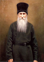 Icon of Elder Joseph of Optina Painting - 20th c. - (GEJ20)