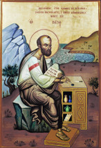 Icon of the Apostle‰ Paul (Photios Kontoglou) (1PA29)