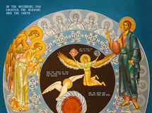 Icon of the Creation of the Heavens and the Earth - (11T10)