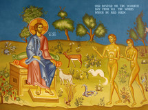 "Icon of ""God Rested"""