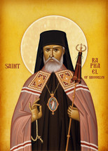 Icon of St. Raphael of Brooklyn - (1RA11)