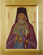 Icon of St. Ignatius (Ignati) Brianchaninov - 20th c. - (1IG11)