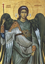 Icon of the Archangel Michael - Byzantine (1MI25)