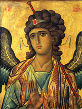 Icon of the Archangel Gabriel - 10th c. - (1GA10)