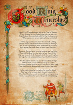 Good King Wenceslaus - (POS11)