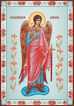 Guardian Angel - 20th c. - (1AN19)