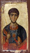 St. Demetrios - 14th c. Vatopedi - (1DE12)