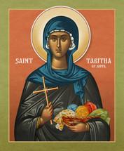 Icon of St. Tabitha of Joppa - 20th c. - (1TA20)