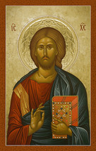 Icon of Christ the Savior - 20th  - (11R05)