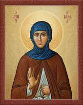 Icon of St. Piama of Egypt - (1PI10)