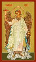 Icon of the Guardian Angel - Russian - (1AN18)
