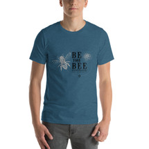 Be the Bee (Solid) - Mens's T-Shirt