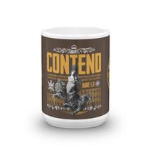 Contender for the Faith Mug