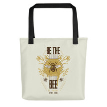 Be the Bee (Honey) Tote bag
