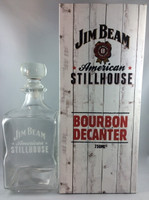 JIM BEAM DECANTER 750ML