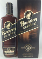 "-BUNDABERG ""BUNDY"" RUM RESERVE #321 BOXED 700ML"