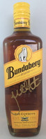 "-SOLD! BUNDABERG ""BUNDY"" RUM COWBOYS SIGNED BY JONATHON THURSTON #7811 700ML"