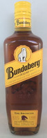 "SOLD! -BUNDABERG ""BUNDY"" RUM BRONCOS #33622 700ML"