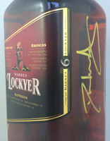 "SOLD! -BUNDABERG ""BUNDY"" RUM DARREN LOCKYER SIGNED #155 BOXED 700ML"