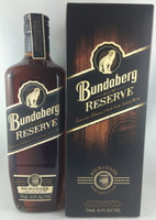 "SOLD! -BUNDABERG ""BUNDY"" RUM RESERVE 700ML**"