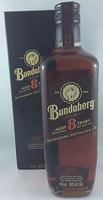 SOLD! BUNDABERG RUM 2007 8 YEAR OLD BOXED 700ML-