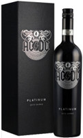 AC/DC PLATINUM SHIRAZ 2010 750ML
