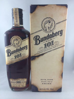 "SOLD! -BUNDABERG ""BUNDY"" RUM 101 BOXED 700ML*"