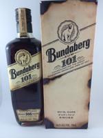 "SOLD! BUNDABERG ""BUNDY"" RUM 101 BOXED 700ML///"