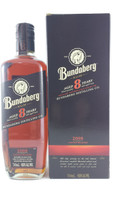 SOLD! BUNDABERG RUM 2008 8 YEAR OLD BOXED 700ML--