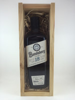"SOLD! BUNDABERG ""BUNDY"" RUM AGED 18 YEARS #3695 700ML"