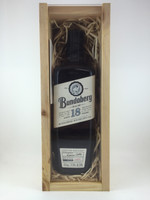 "SOLD! BUNDABERG ""BUNDY"" RUM AGED 18 YEARS #3398 700ML"
